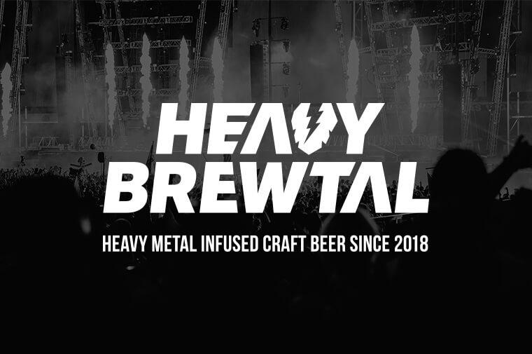 Logo Heavy Brewtal Craftbeer