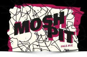 Moshpit Pale Ale (Sixpack)
