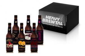 Heavy BREWtal Craftbeer Tasting-Sixpack